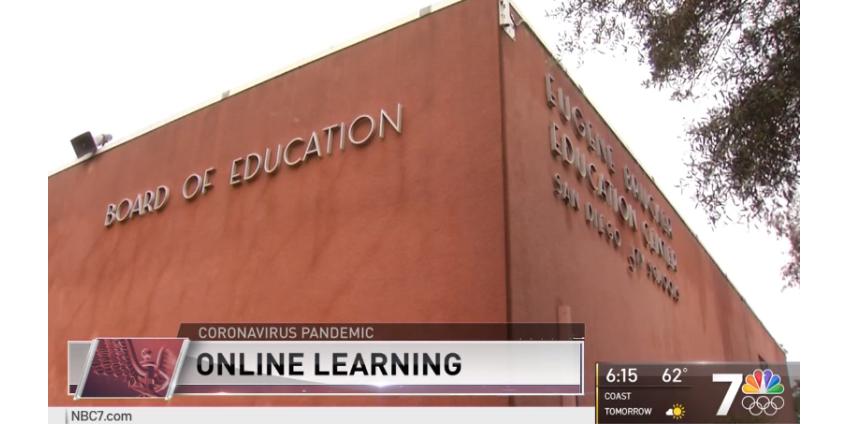Школы в округе Сан-Диего готовятся к потенциальному долгосрочному закрытию