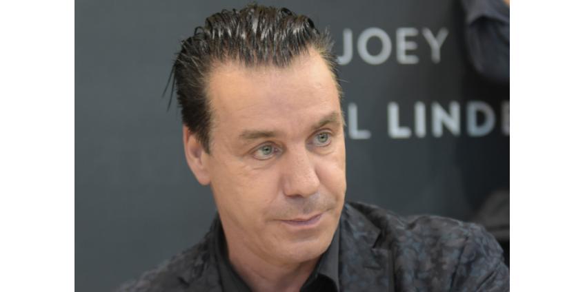 Вокалист Rammstein Тилль Линдеманн госпитализирован в Германии с коронавирусом