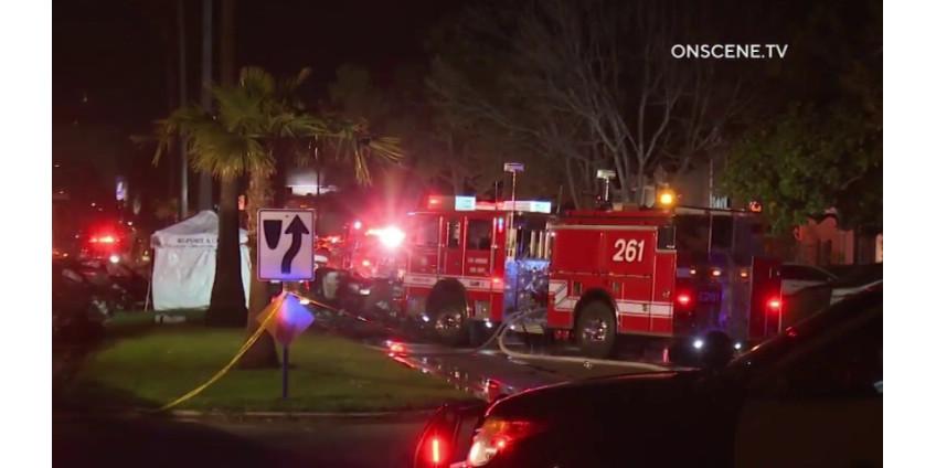 В Лос-Анджелесе в ДТП в Hancock Park погибли два человека
