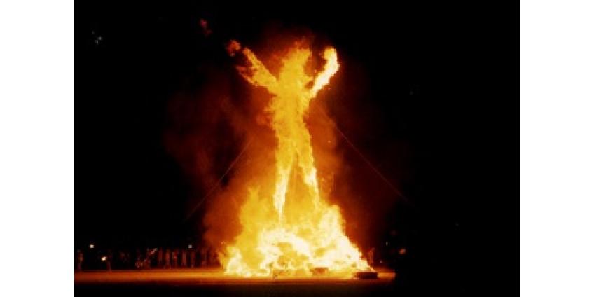 Постапокалиптический фестиваль Burning Man не отменяют