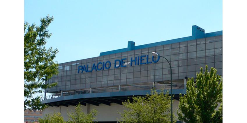 Превращенный в морг Ледовый дворец Мадрида уже переполнен телами погибших от коронавируса