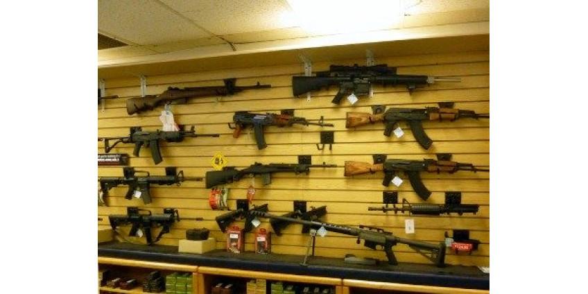 В Лос-Анджелесе передумали закрывать оружейные магазины