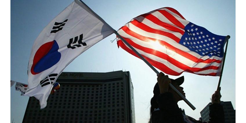 СМИ: Сеул и Вашингтон достигли договоренности о финансировании войск США в Южной Корее