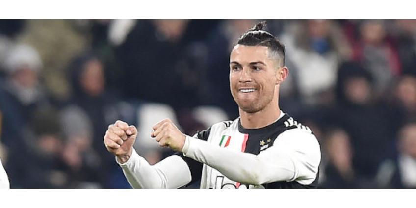 Криштиану Роналду первым из футболистов заработал миллиард долларов за карьеру