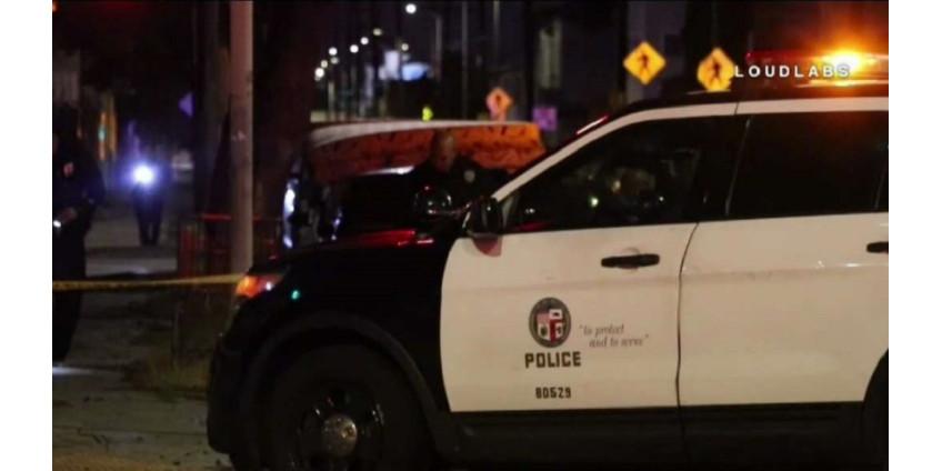Четыре человека застрелены, один убит в Южном Лос-Анджелесе