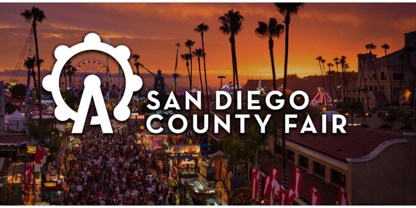Ярмарка округа Сан-Диего перенесена на следующий год