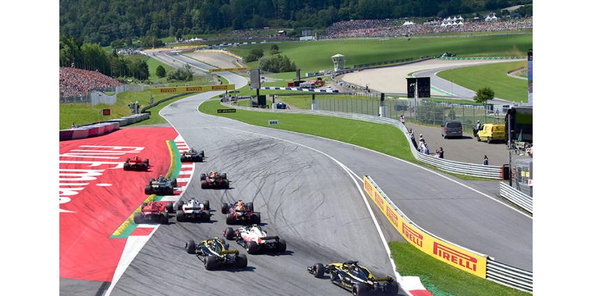 """Австрия планирует провести первый этап """"Формулы-1"""""""