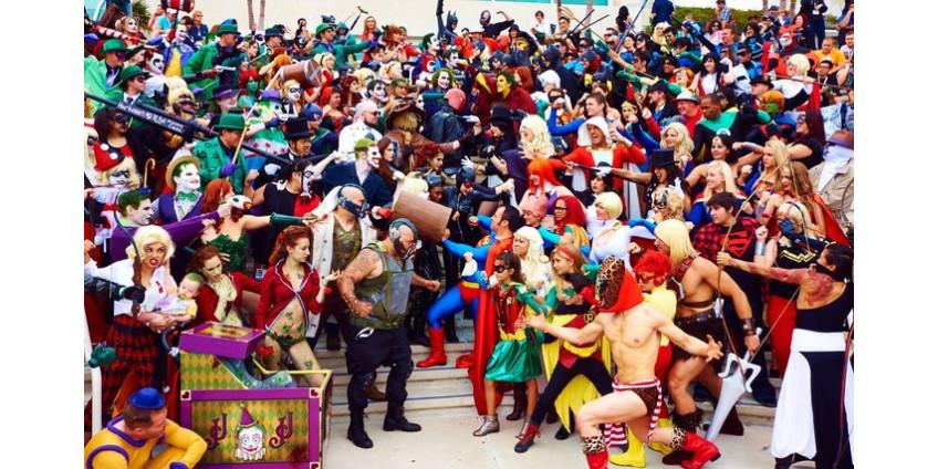 Впервые за 50 лет в Сан-Диего отменили Comic-Con