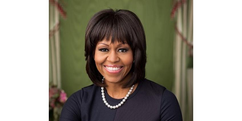 Мишель Обама будет читать сказки для детей на ночь