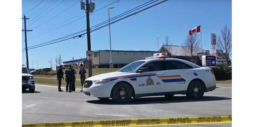 Одна из самых кровавых атак в истории Канады: стрелок в форме полицейского убил 17 человек по неизвестным мотивам