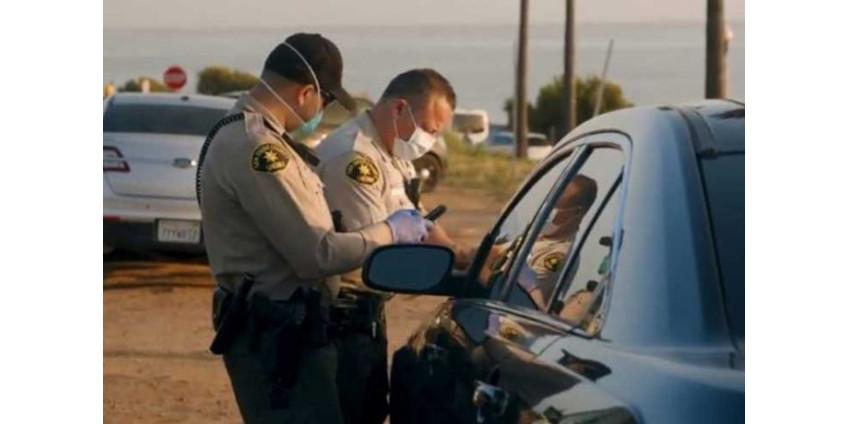 22 человека в Сан-Диего были оштрафованы за нарушения обязательного карантина