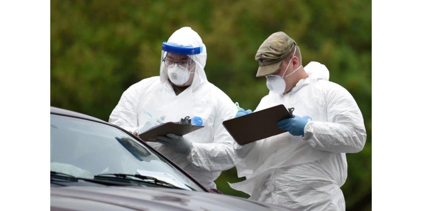 В США предупредили о разрушительной второй волне коронавируса