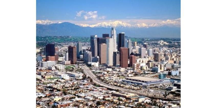 Лос-Анджелес содрогнулся от землетрясения