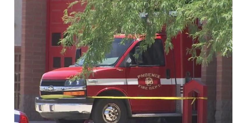 В Финиксе произошел пожар, завершившийся гибелью человека