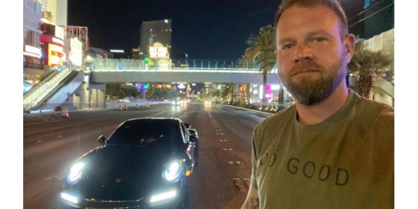 Автогонщик Би Джей Болдуин оказался под следствием из-за участия в перестрелке в Лас-Вегасе