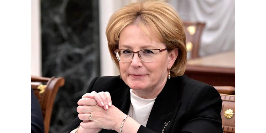 Скворцова заявила о выходе на плато по заражению коронавирусом