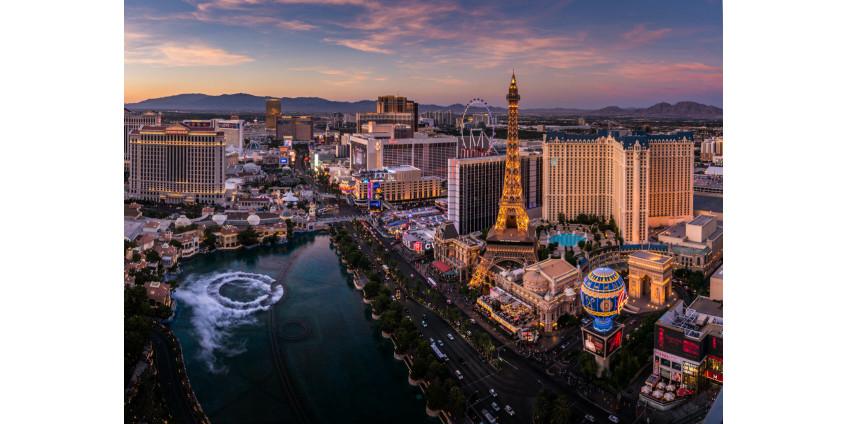 Губернатор Невады: игорные заведения Лас-Вегаса начнут работу нескоро