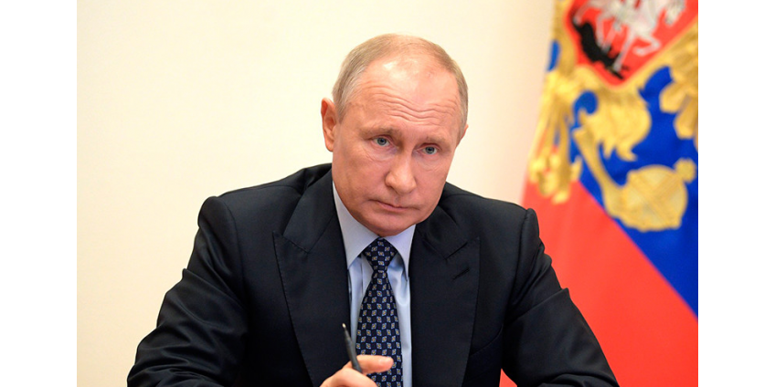 """Путин разрешил регионам """"обоснованно смягчать"""" ограничения"""