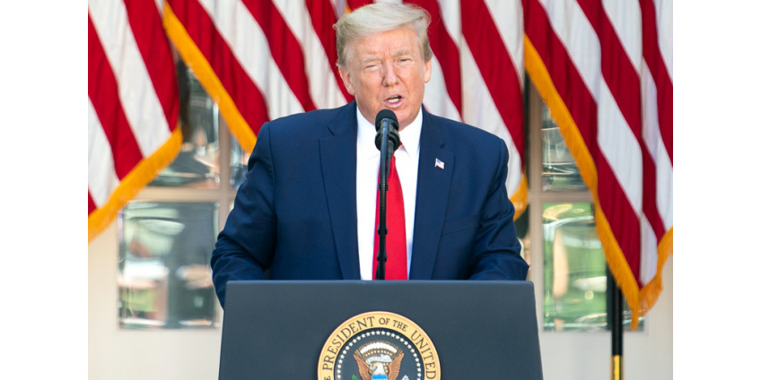 Трамп: в пандемии COVID-19 не было злого умысла Китая