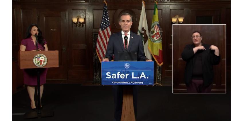Несмотря на увеличение количества зараженных и умерших от COVID-19, в Лос-Анджелесе сняли ряд ограничений