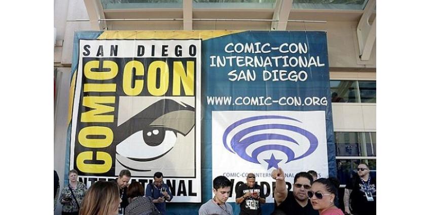 Фестивать Comic Con в Сан-Диего перевели в онлайн формат