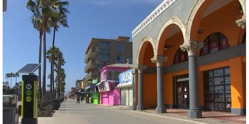 Ограничения в Лос-Анджелесе, возможно, сохранятся до августа