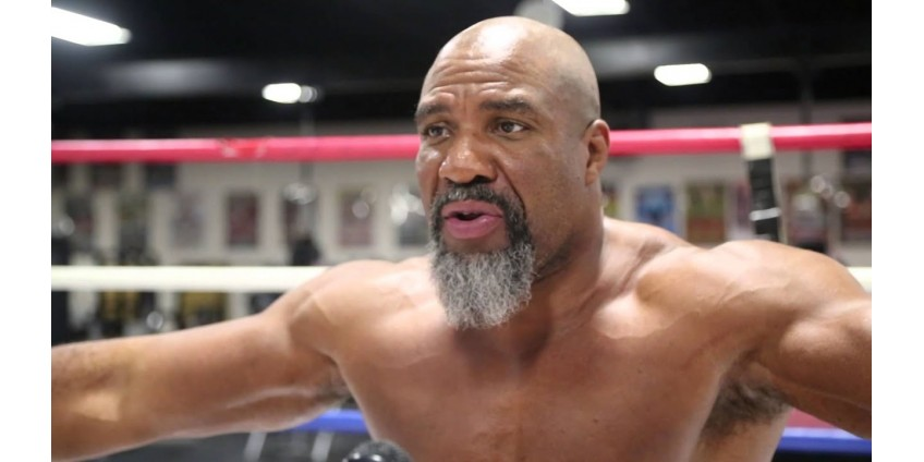 Боксер Шеннон Бриггс анонсировал свой поединок с 53-летним Майком Тайсоном