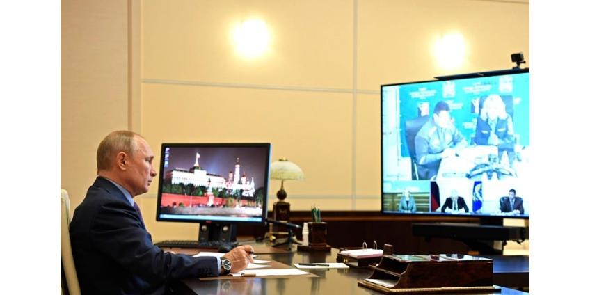Путин на совещании возмутился, почему в Норильске два дня скрывали ЧП с разливом дизтоплива