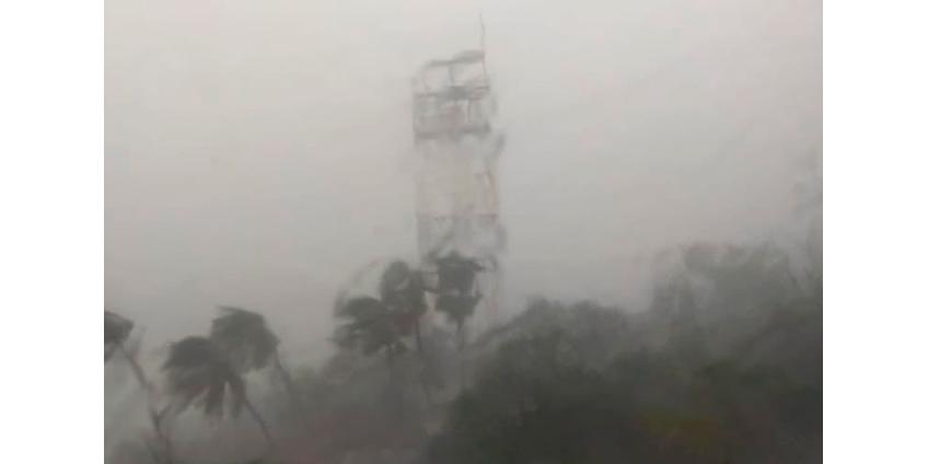 """Тропические циклоны вышли на сушу: """"Нисарга"""" обрушился на Индию, в Мексике бушует """"Кристобаль"""""""