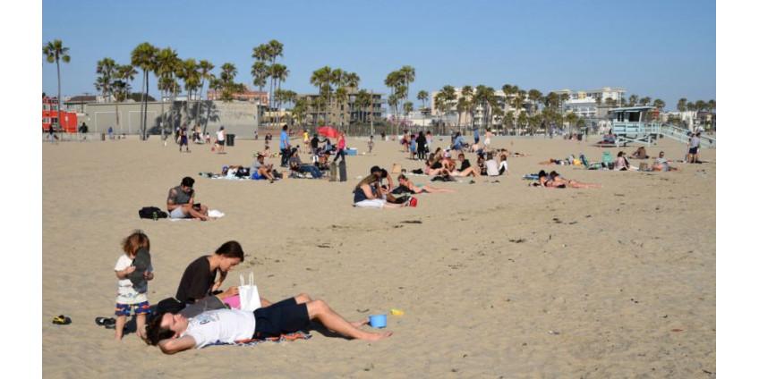 Округ Лос-Анджелес сообщает о еще 25 смертях и 1523 новых случаях COVID-19