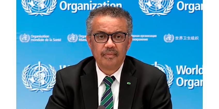 Глава ВОЗ заявил об ухудшении ситуации с коронавирусом в мире