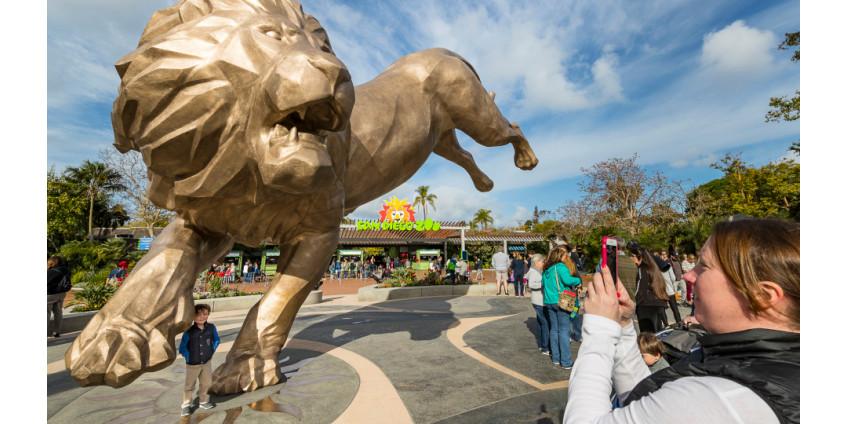 В Сан-Диего уже в июне откроется зоопарк