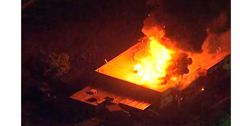 В Атланте подожгли ресторан, у которого полиция застрелила афроамериканца