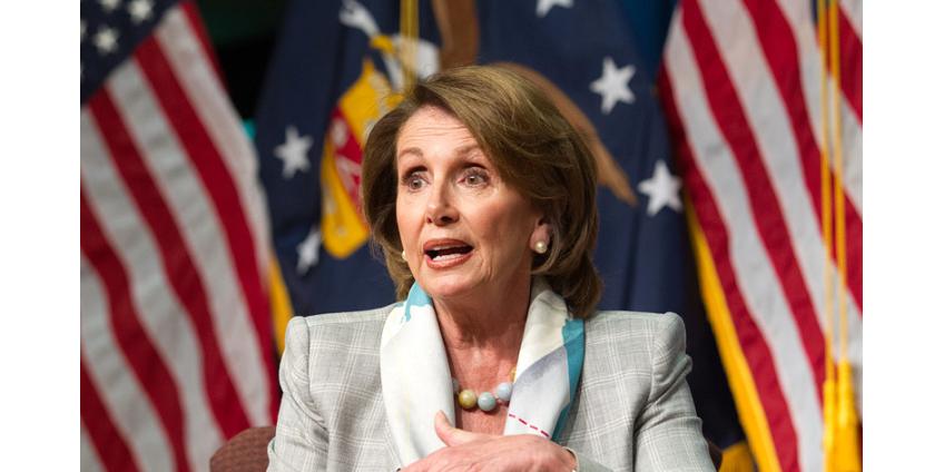 Нэнси Пелоси велела убрать из Конгресса портреты предыдущих спикеров-конфедератов