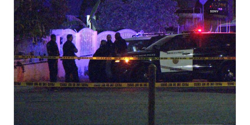 В Сан-Диего в автомобиле был найден застреленным мужчина