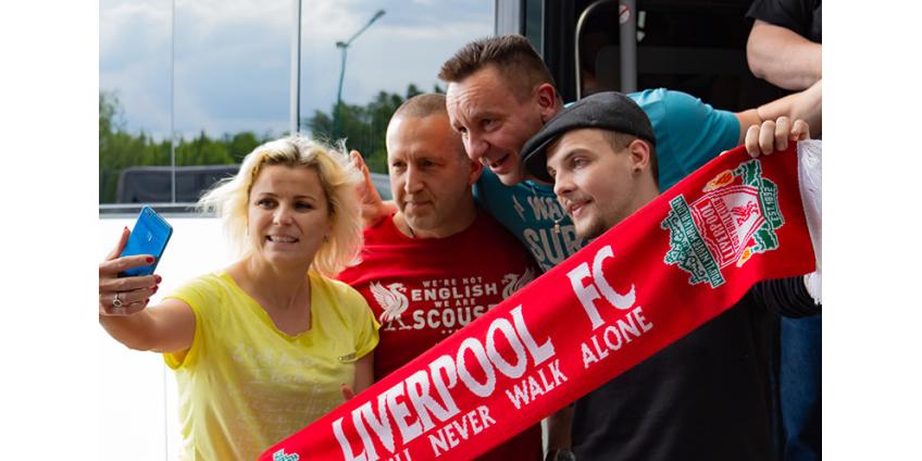 В Ливерпуле издали указ, позволяющий полиции разгонять футбольных болельщиков