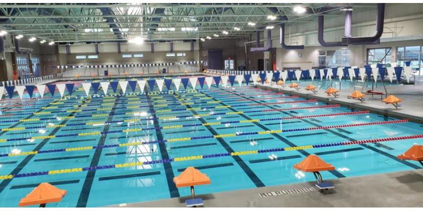 В округе Кларк открываются два бассейна