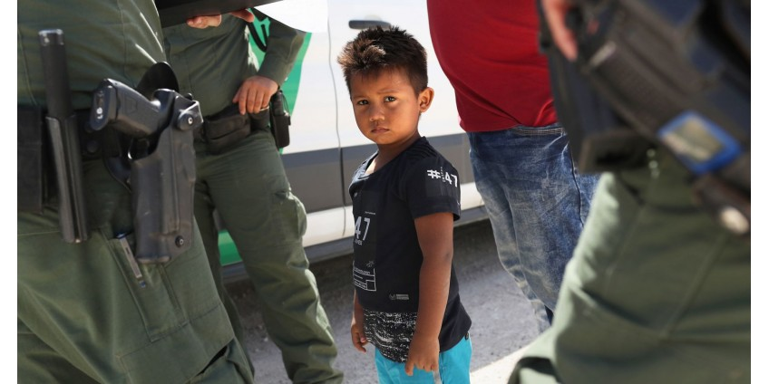 Дети мигрантов по решению судьи из Лос-Анджелеса будут освобождены