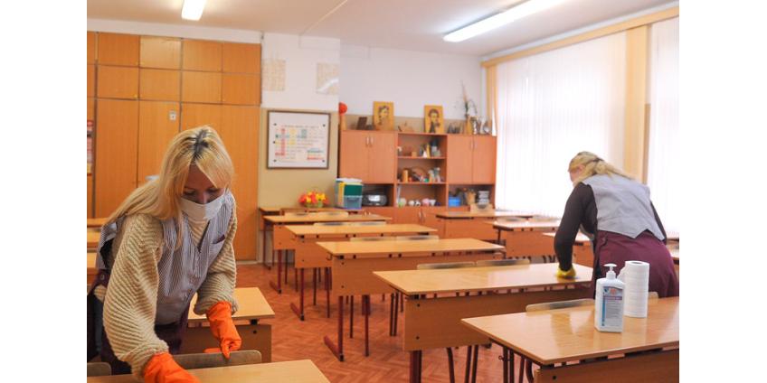 """Роспотребнадзор выпустил временные """"коронавирусные"""" требования к школам, детсадам и детским лагерям"""