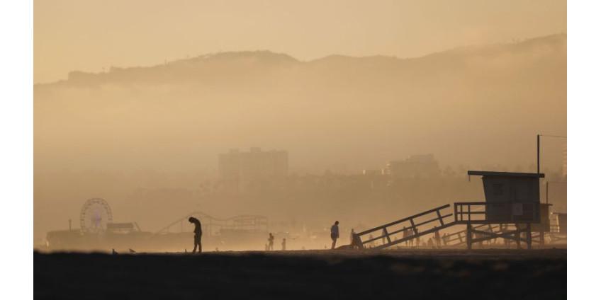 В округе Лос-Анджелес продолжают расти случаи заболевания коронавирусом и госпитализации