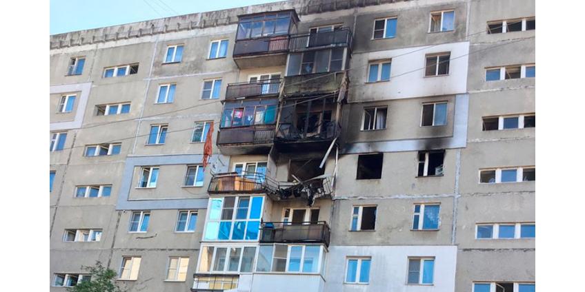 В Нижнем Новгороде произошел взрыв в жилом 9-этажном доме: пять раненых, эвакуированы 28 человек