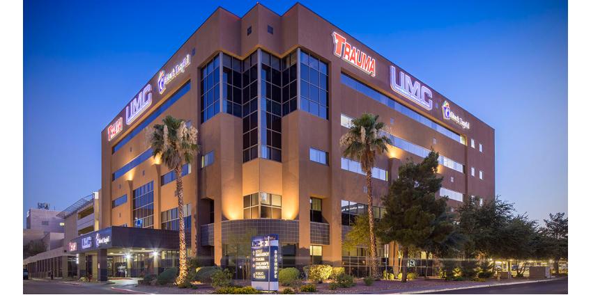Лас-Вегас: в больницах уровень реанимации высокий, но не на полную мощность