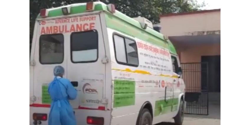 Число заразившихся коронавирусом в Индии превысило 1 миллион человек