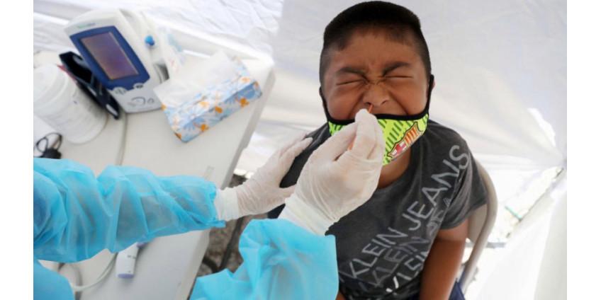 Округ Лос-Анджелес установил новый ежедневный рекорд по заболеваемости коронавирусом