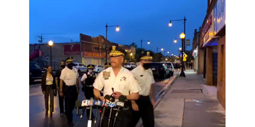 Не менее 14 человек пострадали во время стрельбы на похоронах в Чикаго