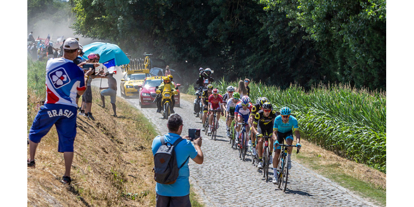 """Велогонку """"Тур де Франс"""" перенесли из-за переноса Олимпийских игр"""
