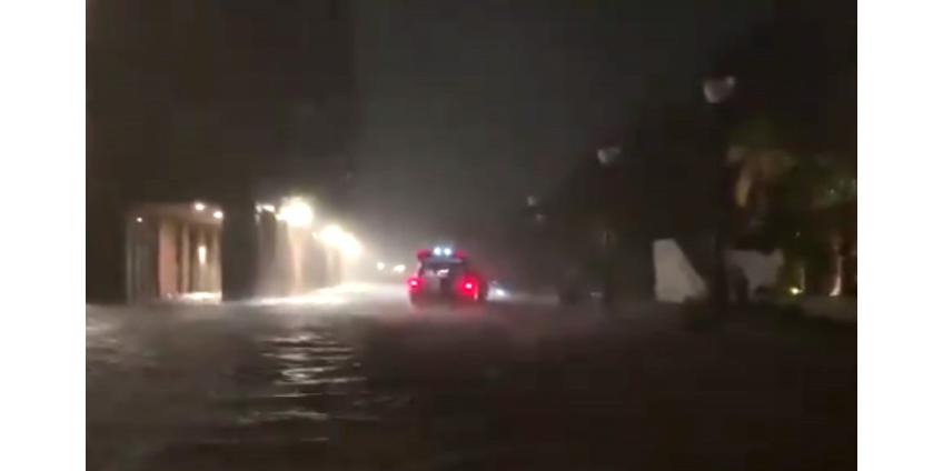"""Тропические циклоны в Атлантическом и Тихом океанах: на США обрушился """"Исайяс"""", в Китае бушует """"Хагупит"""""""
