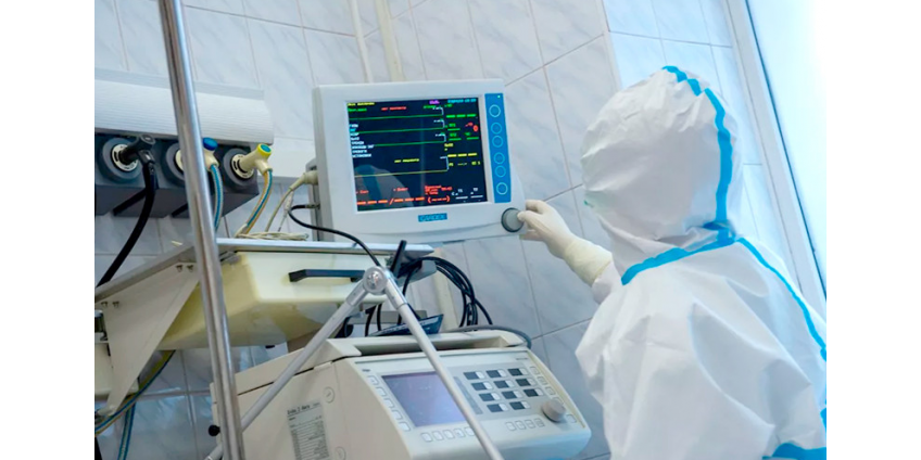 В России за сутки 5061 новый случай коронавируса, 119 человек умерли