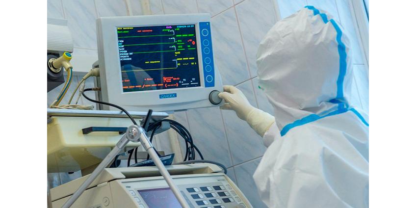 В России 4748 новых случаев COVID-19 за сутки, 132 человека умерли