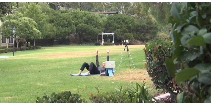 В Сан-Диего городские парки откроются для проведения религиозных мероприятий и спортивных занятий